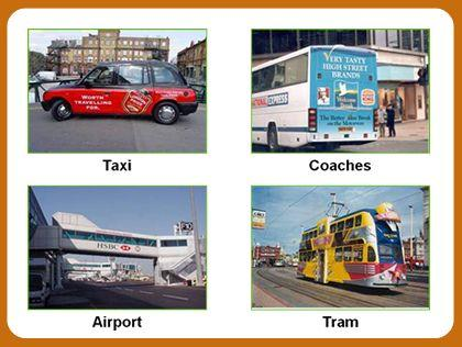 Outdoor Advertising - Transport Advertising